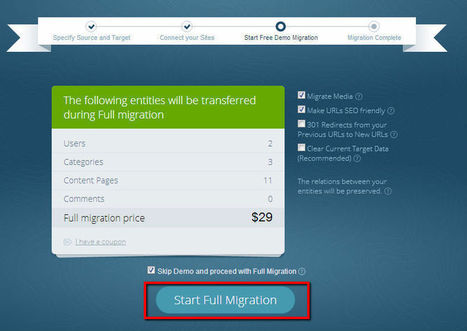 How to Move TYPO3 to Drupal: Migration Hassles, Game Over [+Video] | Convert TYPO3 to Drupal Automatedly | Scoop.it