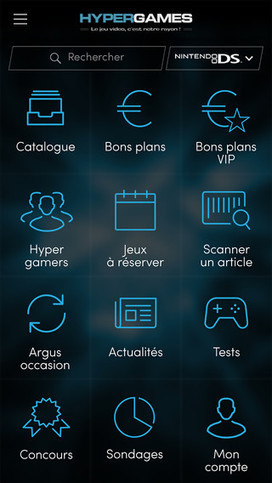 Auchan lance son application pour gamers | CA Com | Geeks | Scoop.it
