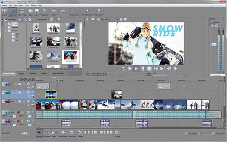 Les meilleurs logiciels de montage vidéo pour Windows - Logitheque | video | Scoop.it