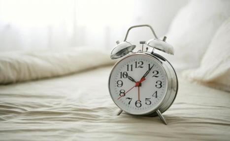 Lève-tôt et couche-tard diffèrent dans leurs attitudes par rapport au présent et au futur | PsychoMédia | Developpement personnel | Scoop.it