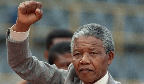 Nelson Mandela Life Support Shut Down as Respected Humanitarian Dies Age 94 | Sizzlin' News | Scoop.it