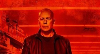 Interview: Bruce Wills is back in Red 2 | Brown Distressed Leather Bruce Wills Surrogates costume | Scoop.it