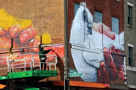 Three Open Walls Artists on Forbes List - Baltimore magazine | Street Art Marketing | Scoop.it
