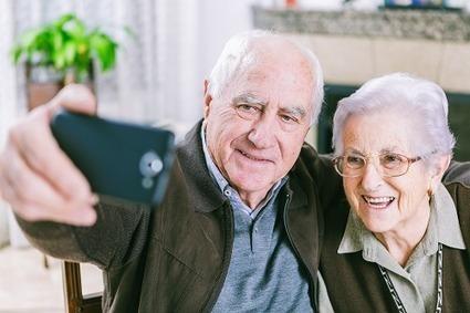Etude Doro : les seniors vont-ils adopter le smartphone ? 41% déjà prêts à passer le cap — Silver Economie | Seniors | Scoop.it