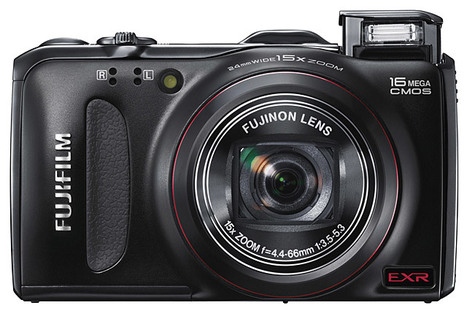 Fujifilm 16 Megapixels FinePix F550EXR Compact Camera Review by DCRP | Everything Photographic | Scoop.it
