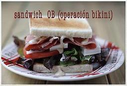 Healthy Recipe: Operation Bikini Sandwich | Authentic recipes | Scoop.it