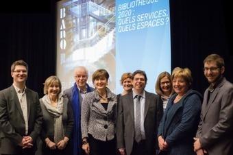 Bibliothèque 2020 : quels services, quels espaces ? (Bibliothèque et Archives nationales du Québec) | Veille professionnelle des Bibliothèques-Médiathèques de Metz | Scoop.it