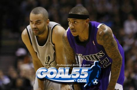 Prediksi Basket Sacramento Kings Vs San Antonio Spurs 16 November 2014 | Agen Bola, Casino, Poker, Togel, Tangkas | Scoop.it