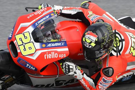 Ducati Corse Team - Sepang Test 1   Ductalk Ducati News   Scoop.it