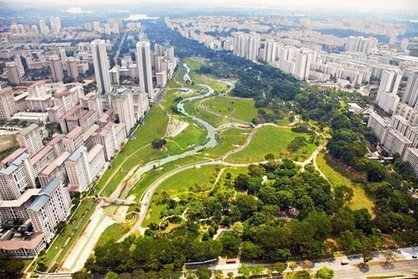 Rehaul of Popular Singapore Park Restores Urban River | Vertical Farm - Food Factory | Scoop.it