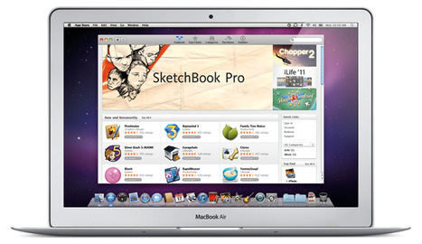 Apple now requiring Mac App Store applications to be sandboxed by March 2012 | Tools You Can Use | Scoop.it