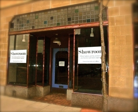 """Coworking for Fashionistas: Two designers open """"Showroom"""" 