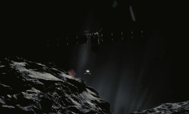 Film funded by ESA tells the story of comet-chasing spacecraft Rosetta - The Guardian   Books, Photo, Video and Film   Scoop.it