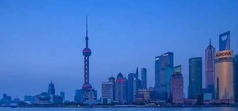 A Stunning Time-Lapse Video of Shanghai | Sustainable Futures | Scoop.it