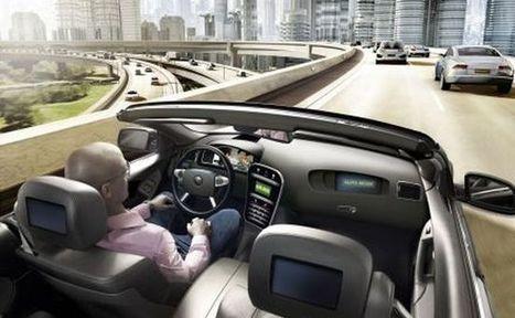 Continental annonce des voitures automatisées dès 2025 | Robolution Capital | Scoop.it