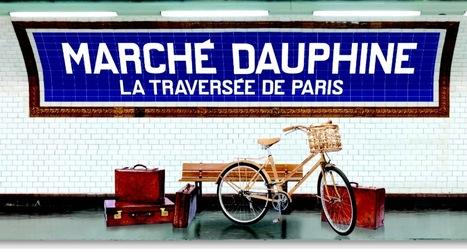 Marché aux Puces de Saint-Ouen rdv le 19 Septembre 2014 : | Velvet Galerie ,Mobilier design XX eme , Architecture utopique 1970 , Pop culture | Scoop.it