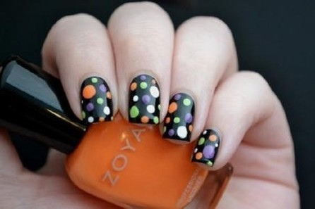 Last minute Halloween inspirations for your nails | Fashion & Beauty | Scoop.it