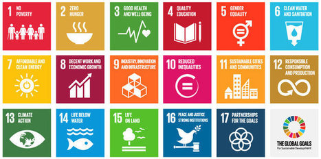 U.N. Dreams Big: 17 Huge New Goals To Build A Better World | BeBetter | Scoop.it