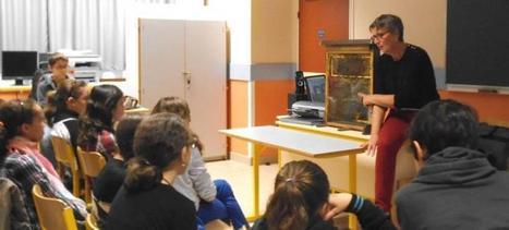 Saint-Sulpice. Collège: partenariat avec les Ruchers | Revue de presse | Scoop.it