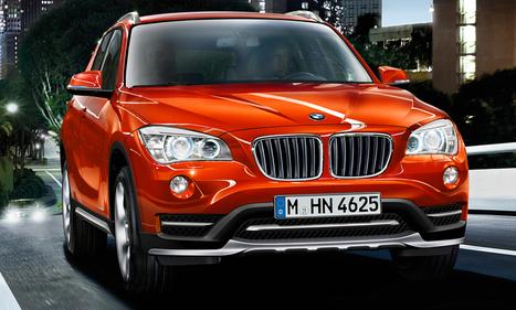 BMW X1 und Z4: Doppelter Feinschliff | Chefauto | Scoop.it