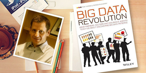 Rob Thomas, author, 'Big Data Revolution' | Big Data Analysis in the Clouds | Scoop.it