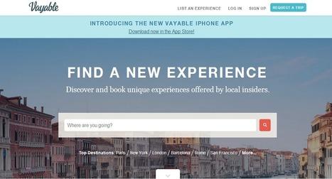 Tourisme collaboratif : une créativité sans borne | Ve Interactive | Création de contenu et innovation marketing | Scoop.it