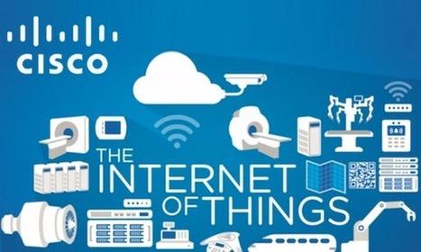 Cisco dévoile son package de solutions pour l'internet des objets : IOT System - Les Smart Grids | Smart Grids | Scoop.it