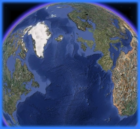 Google Earth for Educators: 50 Exciting Ideas for the Classroom | Google Earth Resources | Scoop.it