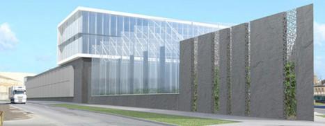 Saint-Malo Roullier lance les travaux d'un centre mondial de recherche | Saint Malo 2014 | Scoop.it