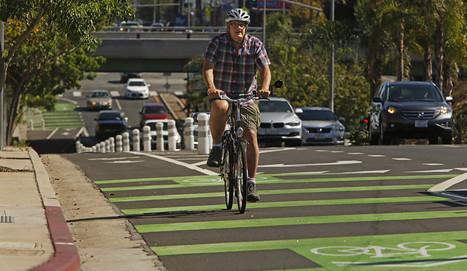 LA multimodal transport plan to be less car-centric?   Transport terrestre- ground transportation   Scoop.it