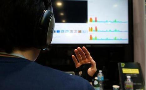 CES 2013: Technicolor présente un capteur capable de sonder nos émotions | Art Digital ou Art numérique | Scoop.it
