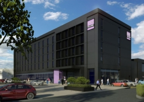 New multi-million pound hotel and 'urban resort' for Edinburgh | Business Scotland | Scoop.it