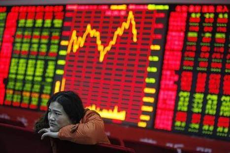 China Shares Rise Following Replacement of Securities Chief | Sentiment Analysis in Finance | Scoop.it