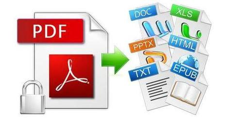 Convert Web Page to PDF For Easy Navigation! - Software and Technology Information | Web Technology | Scoop.it