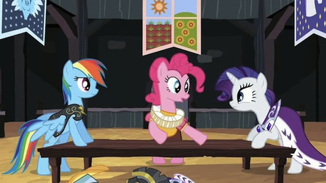 How My Little Pony's Equestria resembles Plato's utopian Republic | Animation News | Scoop.it
