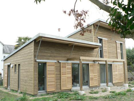 """""""Retour sur le futur de la construction.. 2008 -2013...""""   architecture..., Maisons bois & bioclimatiques   Scoop.it"""