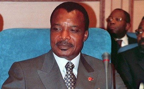 Congo President spent £1m on clothes he never wore more than once - Telegraph   IB Development Economics   Scoop.it