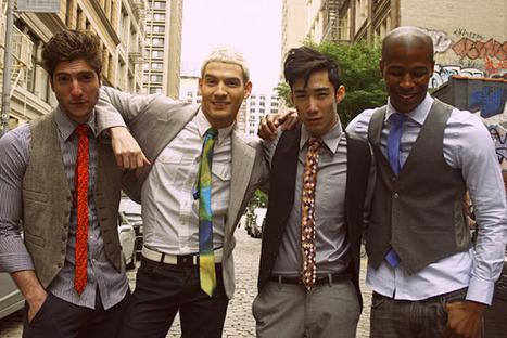Rachel Park Designs: Custom Handmade Designer Ties ... | Custom Ties | Club Ties | School Ties | Scoop.it