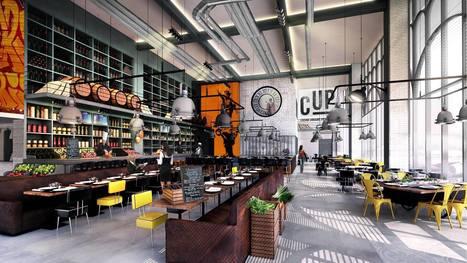 Quand la gastronomie s'invite dans les aéroports français - Les Petits Frenchies | MILLESIMES 62 : blog de Sandrine et Stéphane SAVORGNAN | Scoop.it