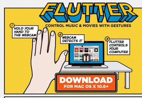 Google buys Flutter to beef up its gesture recognition skills   Online tutoring   Scoop.it
