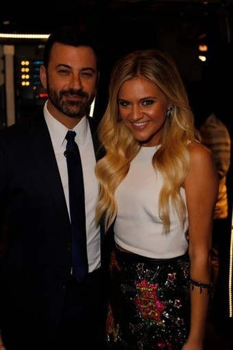 Kelsea Ballerini Makes Late Night Debut on 'Jimmy Kimmel Live' | Country Music Today | Scoop.it