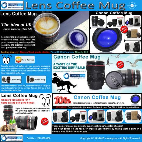 Lens Coffee Mug   Lens Coffee Mug   Scoop.it
