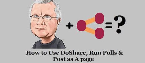Google Plus Post Scheduler: How to Use DoShare | SocialMedia_me | Scoop.it
