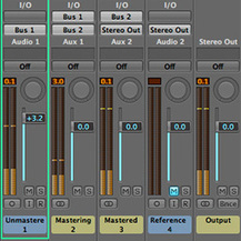 Building a Mastering Template in Logic - Logic Pro - macProVideo ... | Audio Recording Technology | Scoop.it