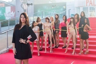 Miss Forme Morbide 2013: le finaliste - Vogue.it | Italica | Scoop.it
