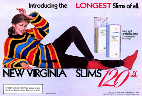 """Virginia Super Slims """"You've Come a Long Way, Baby""""   Cigarettes Guide   Scoop.it"""