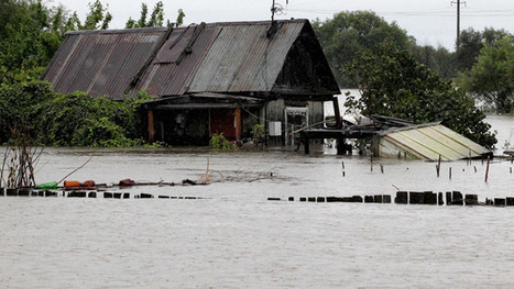 Russia's Far East hit by biggest floods in 120 years — RT News | Grade 10 | Scoop.it