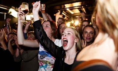 Feminist Initiative's strong showing in the Swedish elections puts pressure on ... - The Guardian (blog) | Gender in the Nordic Countries | Scoop.it
