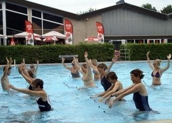 Guebwiller : Le beau début d'été de la piscine | Médiathèque de Guebwiller - Vallée du Florival | Scoop.it