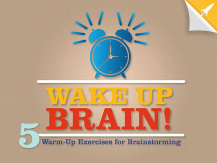 Wake Up Brain! | Note & Point | Creativity & Decision-Making | Scoop.it